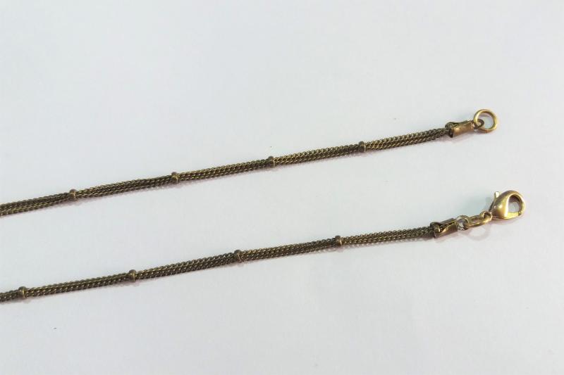 Cadena de acero inoxidable 3 en 1 - 45 cmm
