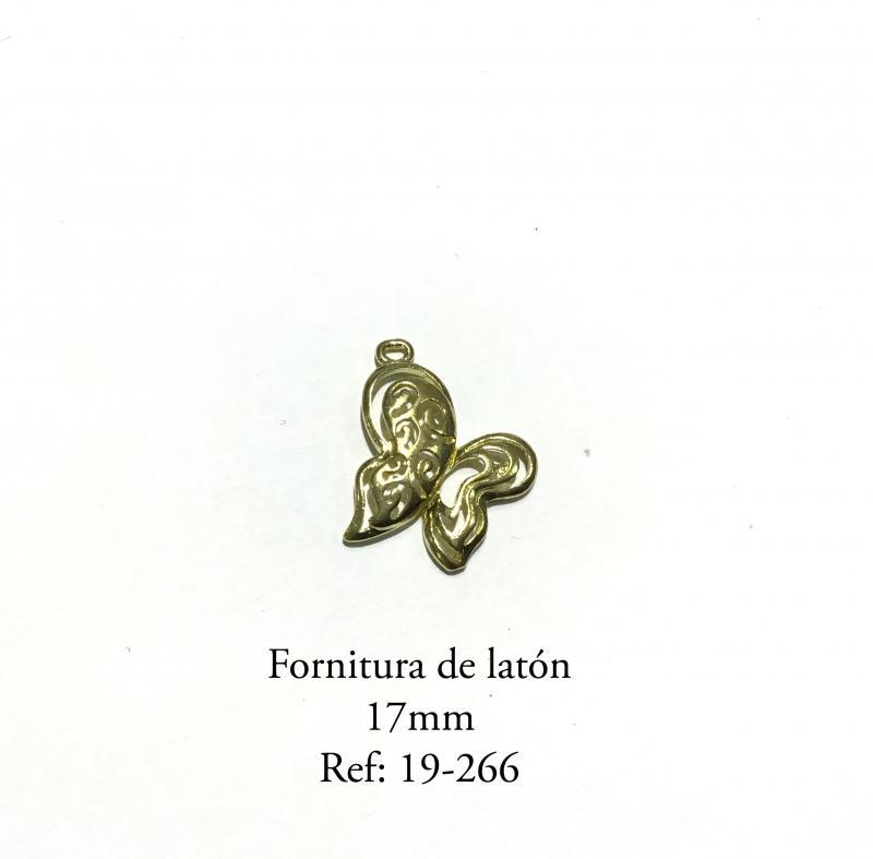 Fornitura de Latón  - 17mm