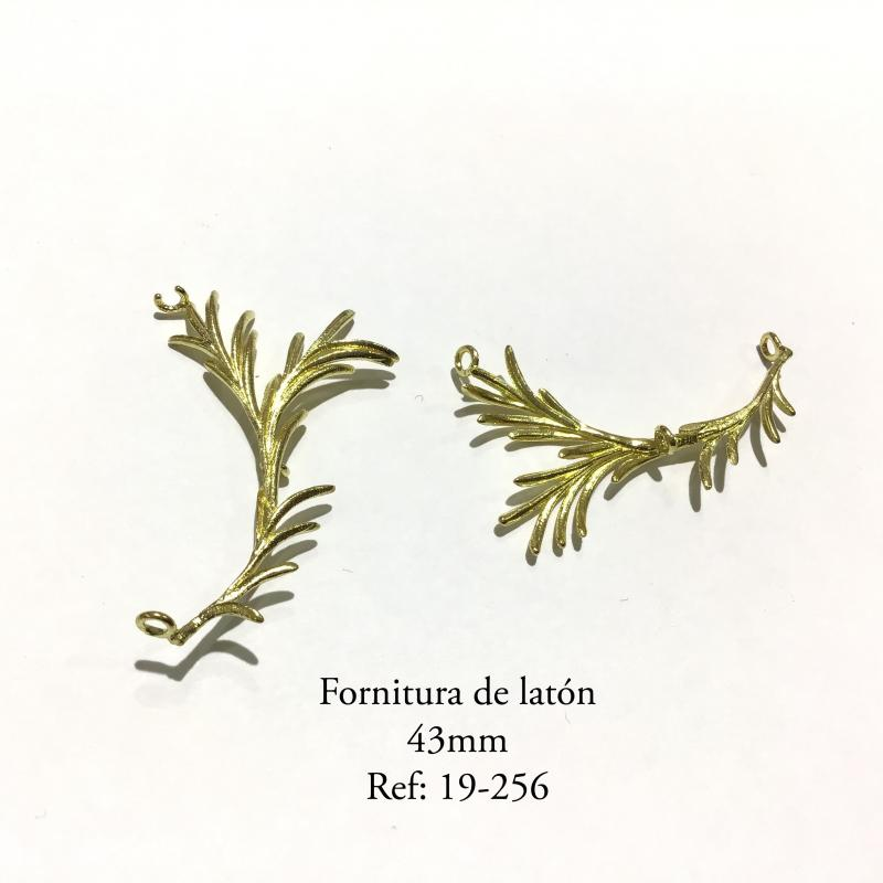 Fornitura de Latón  - 43mm