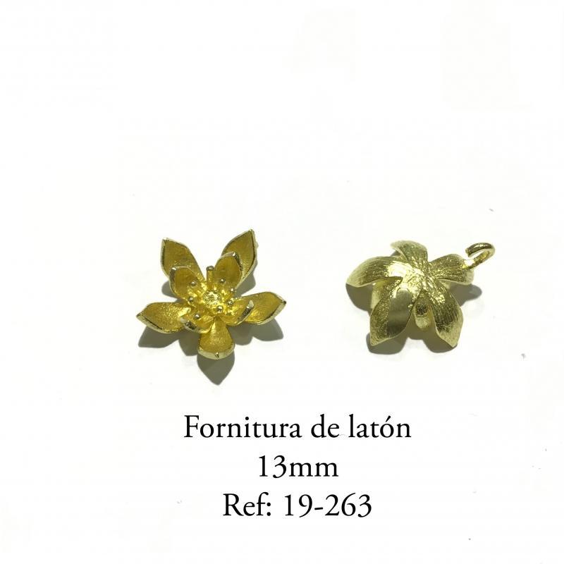 Fornitura de Latón  - 13mm