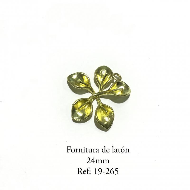 Fornitura de Latón  - 24mm