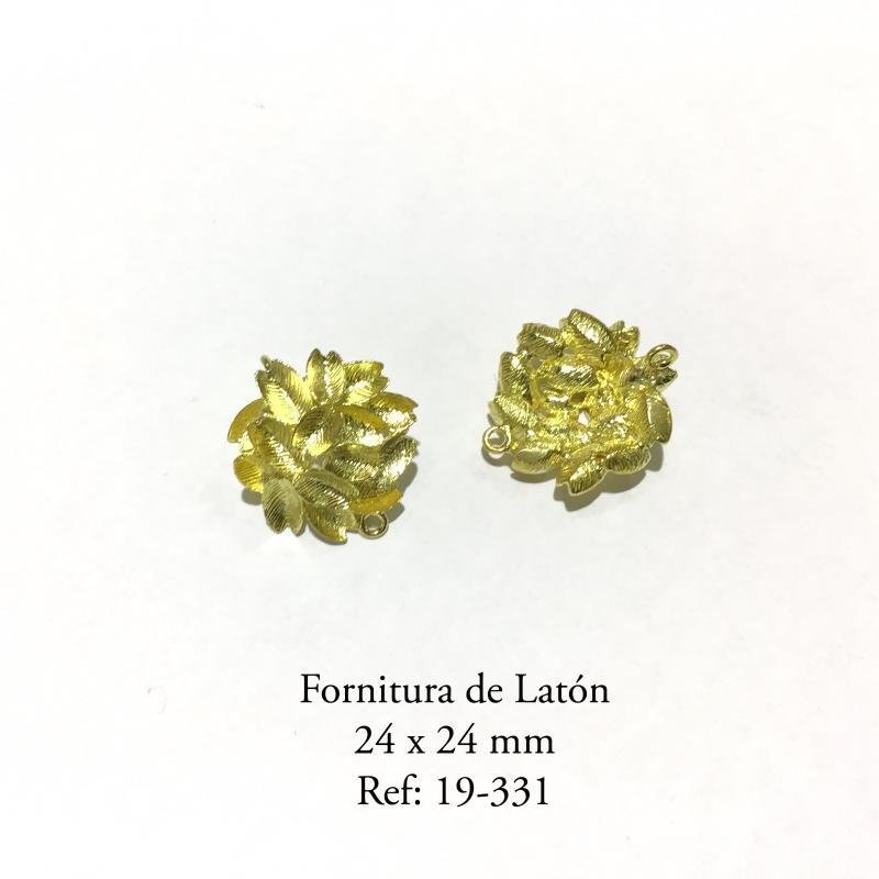 Fornitura de Latón  - 24x24mm