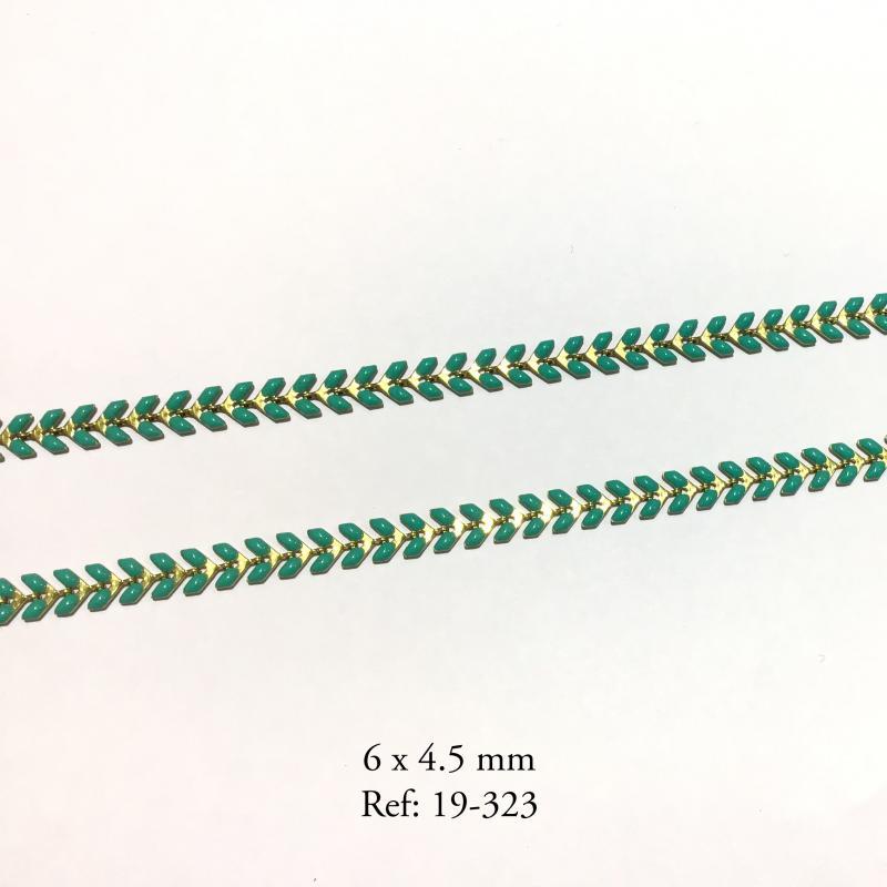 CADENA - 6 x 4.5 MM (PRECIO POR METRO)