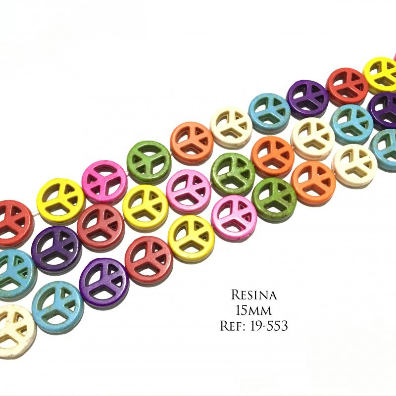 Resina Colores - 15mm