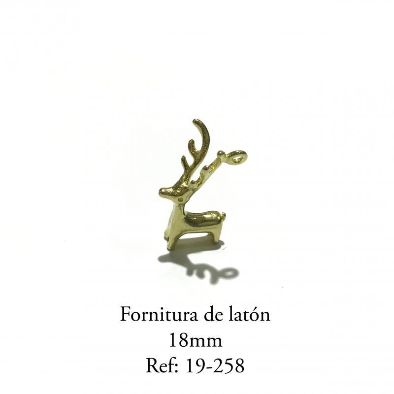 Fornitura de Latón  - 18mm