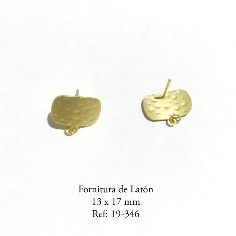 Fornitura de Latón  - 13 x 17 mm