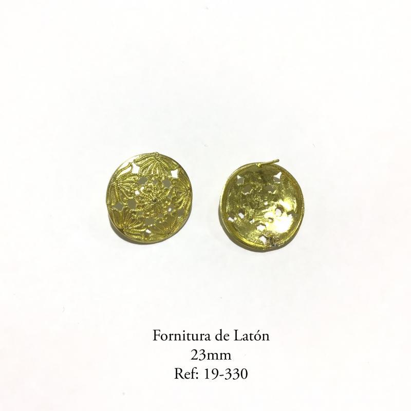 Fornitura de Latón  - 23mm