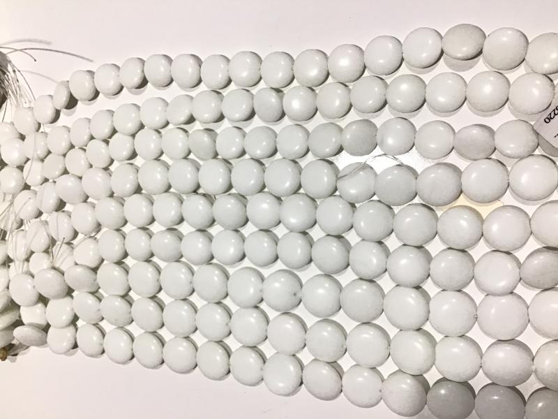 Ágata blanca