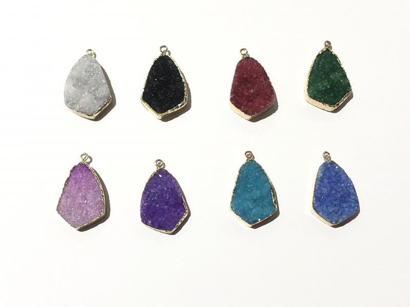 Geodas (Drusas) colores