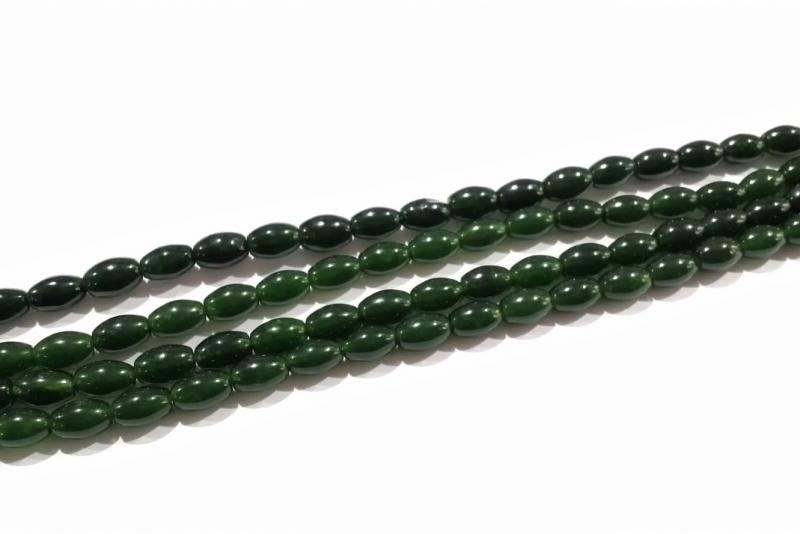 Piedra Jade 6x9mm